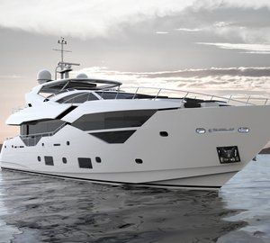 New Sunseeker 116 Yacht Exclusive Preview