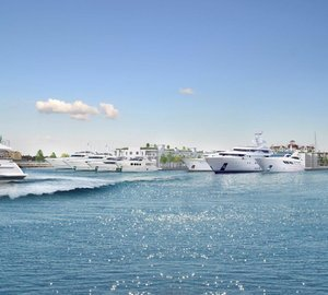 Ocean Village's plans for new superyacht facility in Gibraltar approved