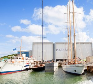 Extensive facilities and workforce expansion at Pendennis Shipyard