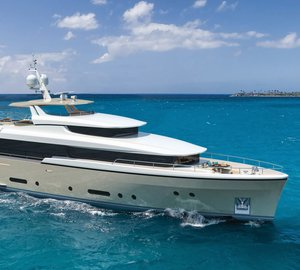 Three superyacht orders for MOONEN since launch of Caribbean Series in 2014