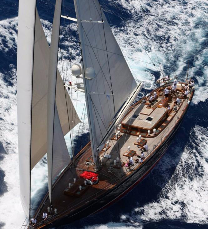 Sailing yacht SHAMOUN
