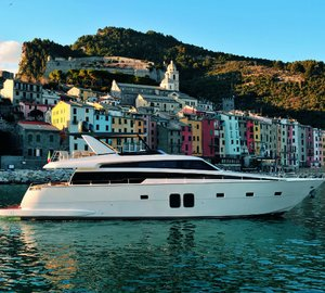 New Sundiro Motor Yacht SY 70 designed by Christian Grande