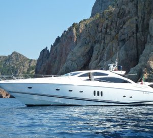 Striking Sunseeker Predator 82 Motor Yacht MAORO sold and delivered