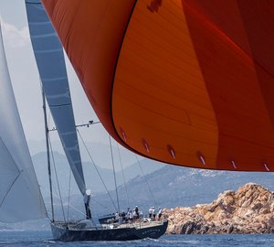 SAUDADE, MY SONG and GRANDE ORAZIO Yachts win at 2015 Loro Piana Superyacht Regatta