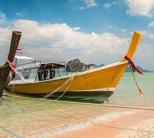 Thailand's Foreign-Flagged Superyacht Charter Licence Final Regulations and Requirements