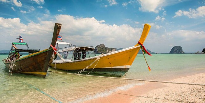 Thailand - Image credit to Tourism Authority of Thailand