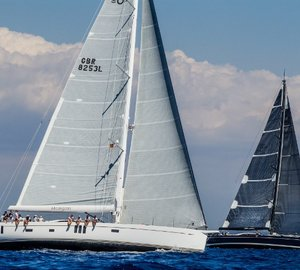 Oyster Yachts actively supporting Superyacht Events