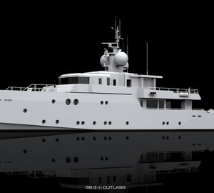 Tansu Yachts to launch All-New 39m Motor Yacht CUTLASS in September