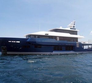 HYS Yachts delivers 45m Luxury Explorer Yacht CKLASS – A former fisheries vessel