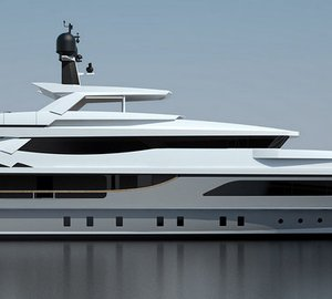 New BAGLIETTO Motor Yacht OnlyOne and Superyacht PACHAMAMA at the 2015 Boat Shows
