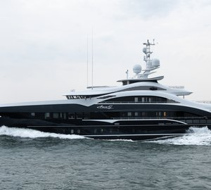 HEESEN announces delivery of Beautiful 50m Luxury Yacht ANN G (YN 17350)