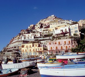 Sicily and Naples Yacht Charter Special aboard Carbon Ocean 82 Sailing Yacht AEGIR