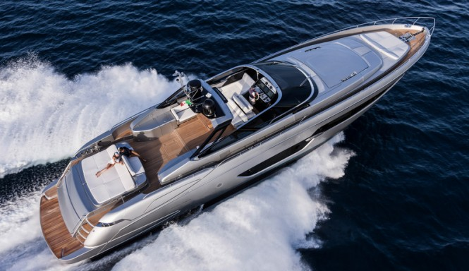 88 Florida Yacht by RIVA