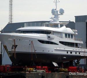 New AMELS LE 180 Motor Yacht VEGA (hull 468) delivered