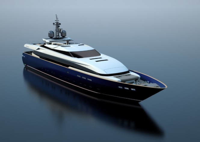 Baglietto 43m Fast Motor Yacht PACHAMAMA