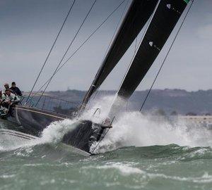 Eagerly awaited Royal Yacht Squadron's Bicentenary International Regatta kicks off