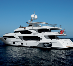 Fifth Crystal 140' Motor Yacht MR. D by BENETTI
