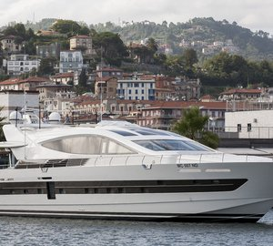 Cantieri Navali Cerri to Showcase New 102' Flyingsport Motor Yacht SEA LOOK during next boat shows season