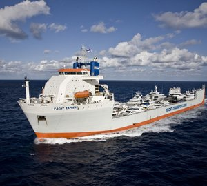 DYT Yacht Transport's Largest Yacht Carrier to accommodate Private Yachts and Charter Yachts for Trip to South Pacific