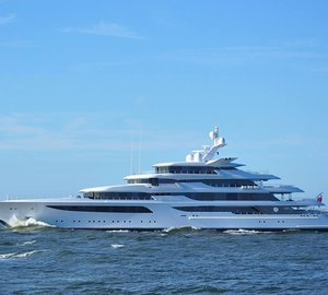 Breath-taking ROYAL ROMANCE Yacht by FEADSHIP delivered