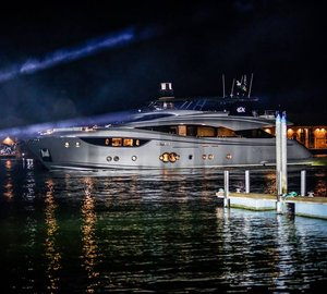 Launch of Luxury Motor Yacht MCY 105 – The largest Monte Carlo Yacht to date