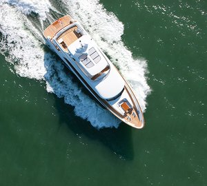 Brand new Mulder 94 Voyager Super Yacht FIREFLY successfully completes sea trials