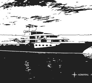 New 75m Motor Yacht Project 575 sold by Admiral