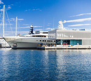 Newly branded OneOcean Port Vell - A world-class homeport for Charter Yachts and Private Yachts