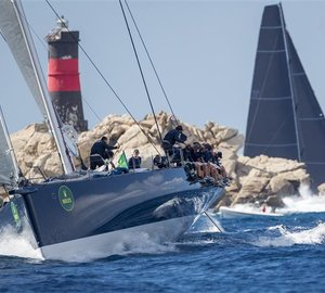 Fabulous Porto Cervo in Sardinia to host 26th Maxi Yacht Rolex Cup in September
