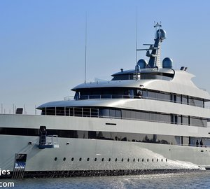 Eco-friendly and highly innovative FEADSHIP Mega Yacht SAVANNAH underway to Norway