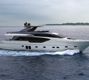 New Sanlorenzo SL86 Yacht to be unveiled at Cannes Yachting Festival 2015