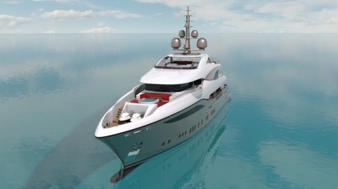48m Bilgin Yacht