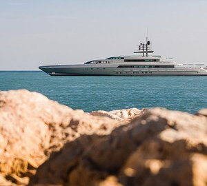 Striking 77m Mega Yacht SilverFast