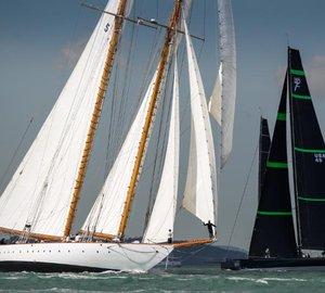 Fantastic Royal Yacht Squadron's Bicentenary International Regatta Comes to an End