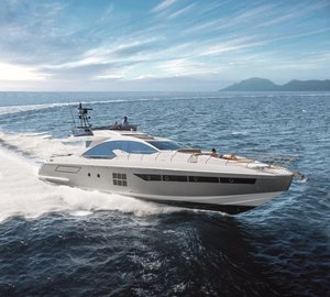 Amazing Line-Up of 16 Luxury Yachts to be displayed by Azimut Yachts at FLIBS 2015