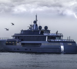 CRN delivers New 55m Superyacht ATLANTE and Newly Refitted 46m Motor Yacht EIGHT