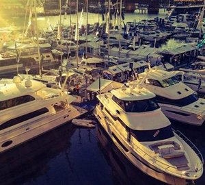 Successful debut of Horizon E84 Yacht at Sydney Boat Show