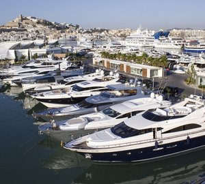 Marina Ibiza – One of The Most Exclusive Marinas For Private Yachts and Charter Yachts in the Med