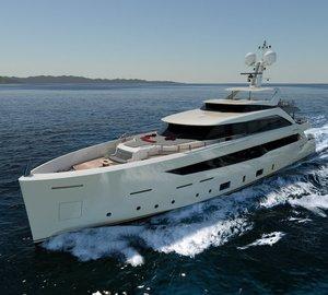 Mondomarine to Present SF40 Motor Yacht SERENITY at Monaco Yacht Show 2015