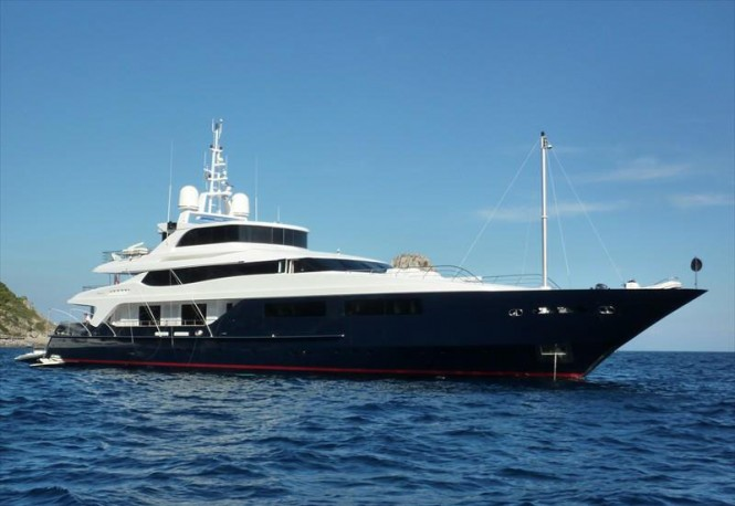 Motor Yacht BURKUT
