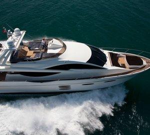 Numarine 78 Flybridge Motor Yacht STILL WATER – First US Charter Yacht in Cuba