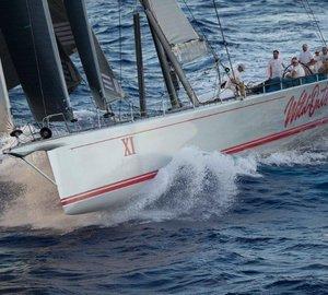 Record-Breaking Supermaxi Yacht WILD OATS XI to undergo major modifications