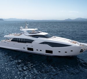 Zuccon International Project-designed Superyacht CUSTOM LINE 108' to be showcased at Cannes Yachting Festival