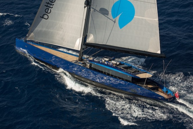 Hall Spars NZ hard at work with Oceanfurl booms for four Luxury