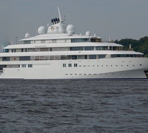 Photos of Mighty 123m GOLDEN ODYSSEY Superyacht by LURSSEN