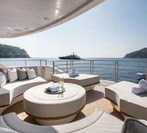 Luxury Superyacht THUMPER to be showcased at MYS 2015 as Largest Sunseeker On Display