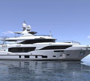 Benetti Unveils Motor Yacht MEDITERRANEO 116'