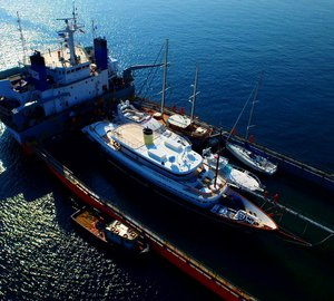 Photos: Recently delivered Classic 160 Superyacht CLARITY by Bilgin Yachts