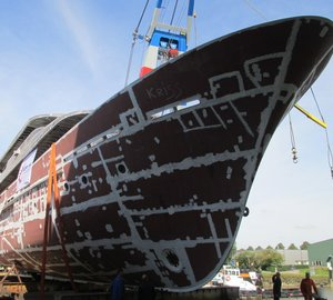 Hakvoort to complete 38m motor yacht YN250 (Diana 472) designed by Diana Yacht Design