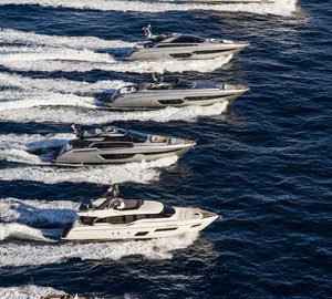 Six World Debuts at Cannes Yachting Festival by Ferretti Group - Announcing Strong Sales Growth